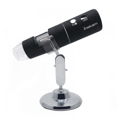 Inskam 303 2MP 1000X 1080P WIFI digital microscope with 8 led light